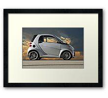 Smart Car I Framed Print