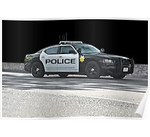 Protect and Serve - The City's Finest Poster