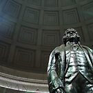 Jefferson Memorial by bethscherm