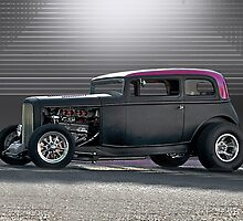 1932 Ford Victoria 'Vicky' by DaveKoontz