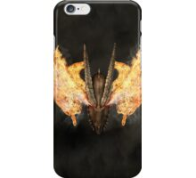 dragon skull iPhone Case/Skin