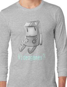 Retro Videogames Long Sleeve T-Shirt