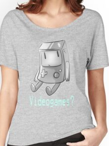 Retro Videogames Women's Relaxed Fit T-Shirt