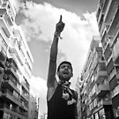 Occupy Gezi - Protests against Turkish Government by Ilker Goksen