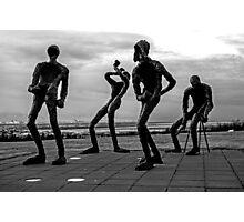 The Quartet  Photographic Print