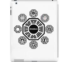 Lost Dharma Station iPad Case/Skin