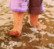 Muddy Feet by Jenna Boettger Boring