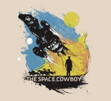 The Space Cowboy (v2) by girardin27