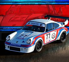 Martini 911 by Stuart Row