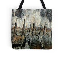 After the Volcano Tote Bag