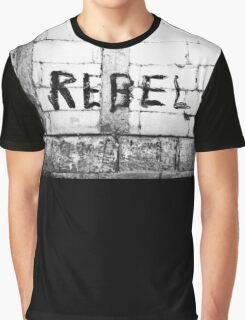 Rebel - Chiara Conte Graphic T-Shirt
