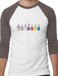 Pik-Smoothie Men's Baseball ¾ T-Shirt