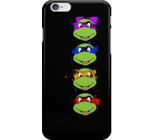 TMNT Paint Splatter iPhone Case/Skin