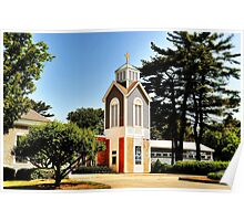 St John Newmann church Poster