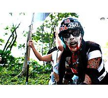 13 Evil Doll Zombie Photographic Print