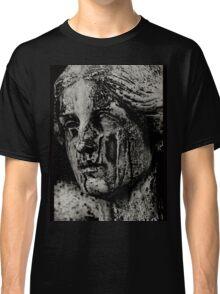 portrait in stone Classic T-Shirt
