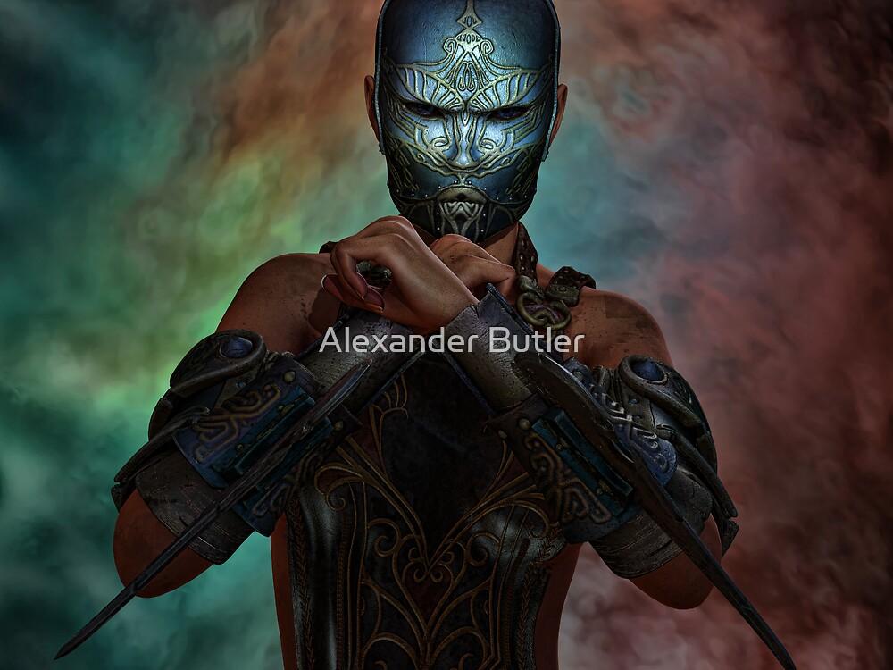 Warrior Spirit by Alexander Butler