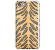 Tiger Print iPhone Case/Skin
