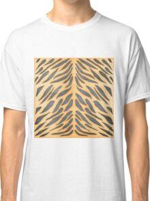 Tiger Print Classic T-Shirt
