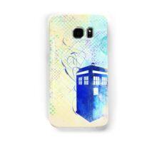 Pop Tardis Samsung Galaxy Case/Skin