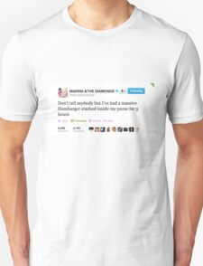marina tweet T-Shirt