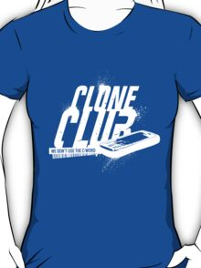 Clone Club (white) T-Shirt