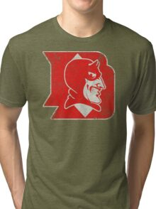 Hell's kitchen Red Devils Tri-blend T-Shirt