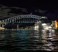 Sydney Harbour Cruise 1 by Michael Clarke