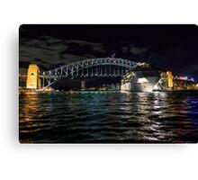 Sydney Harbour Cruise 1 Canvas Print