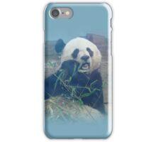 Panda Eating iPhone Case/Skin