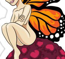 Fae Princess Sticker
