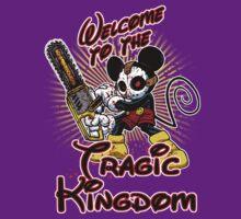 Tragic Kingdom (Color) by scott sirag