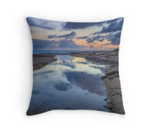 Landlocked Throw Pillow