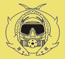 Special Forces Scuba Diver One Piece - Short Sleeve