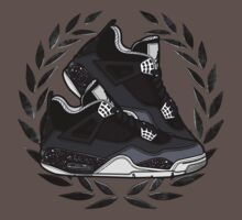 Air Jordan IV (Oreo Inspired Kicks) Kids Clothes
