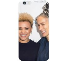Gemma Cairney and Caryn Franklin iPhone Case/Skin