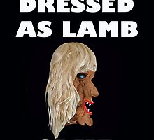 MUTTON DRESSED AS LAMB CLUB by Jon de Graaff