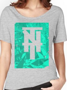 TNT Ignited Geo Women's Relaxed Fit T-Shirt
