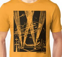 Night Traffic, Whitehall Hoverport Unisex T-Shirt