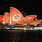 Vivid 2013 - Opera House 2 by Kezzarama