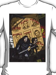 A Song of Future Past (this art has spoilers) T-Shirt