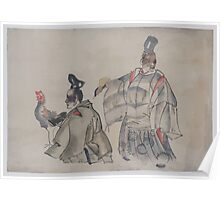 Religious ceremony with rooster 001 Poster