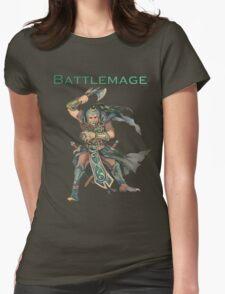 Battlemage Womens Fitted T-Shirt