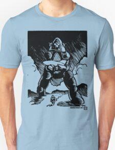 Astronaut's Best Friend (Black) T-Shirt