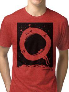 The Quoxxle (Black) Tri-blend T-Shirt