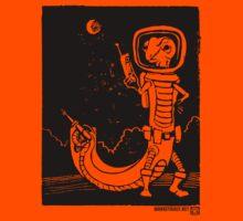 Share Favorite Dr. Johan Von Skinkely Investigates Sector 12 (Black Version) by Monkeynaut
