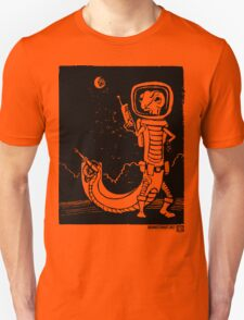 Share Favorite Dr. Johan Von Skinkely Investigates Sector 12 (Black Version) Unisex T-Shirt