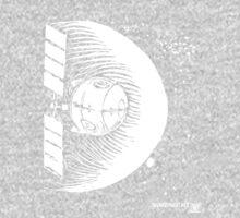 Orbital Satellite Delta-6 (White Version) One Piece - Long Sleeve