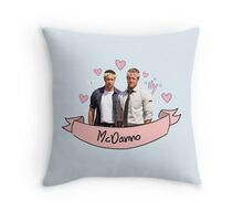 McDanno's Love Throw Pillow
