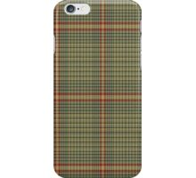 02682 McHenry County, Illinois E-fficial Fashion Tartan Fabric Print Iphone Case iPhone Case/Skin